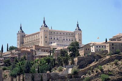 El Alcazar de Toledo - que visitar