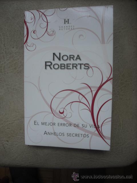 Anhelos Secretos   Nora Roberts