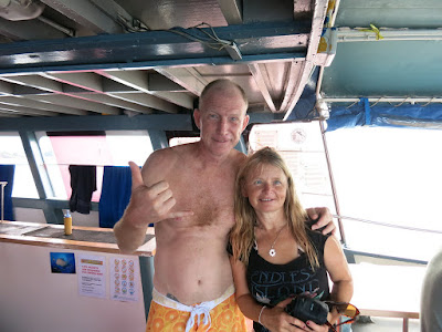 PADI Discover Scuba Diving on Koh Samui with Camille