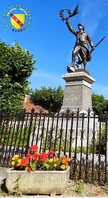 AUTIGNY-LA-TOUR (88) - Le monument aux morts
