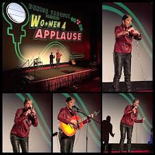 Denise Vasquez Presents WO+MEN 4 APPLAUSE™ Variety Show @Inside Jokes Comedy Club In Hollywood