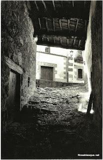 El último Morón de Madera en Candelario Salamanca