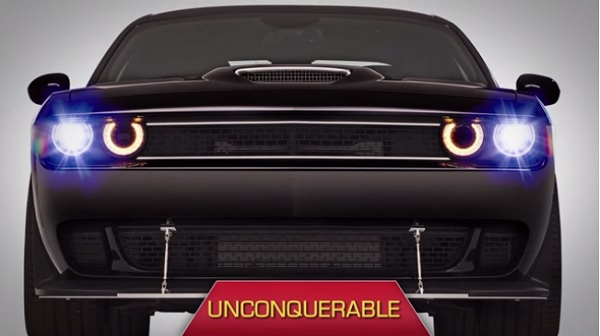 Dodge Challenger Hellcat X Experimental Concept