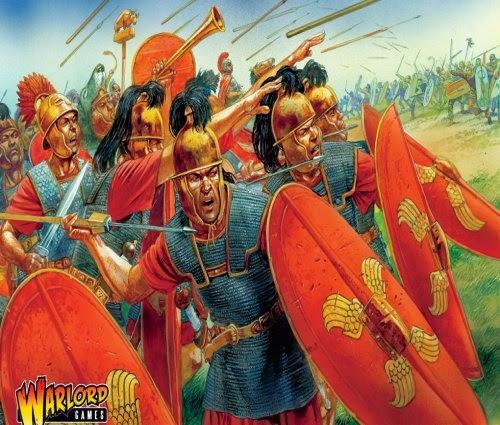 Painting Caesarian Roman Legion Picture 2