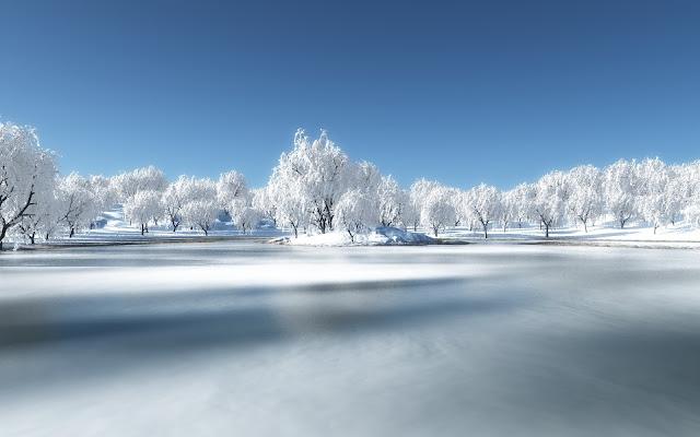 Hình nền máy tính mùa đông