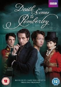 Death Comes to Pemberley adaptation