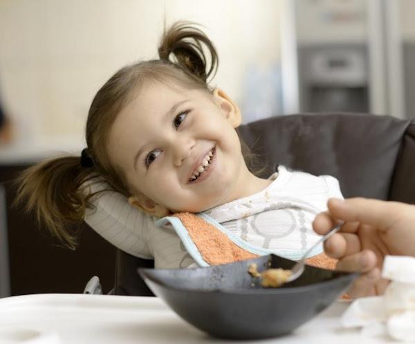 Los niños y el consumo excesivo de sal