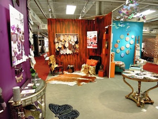 red fabrics, orange fabrics, espresso tone fabrics