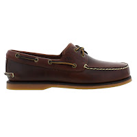 Timberland - Classic Boat - Rootbeer Brown Red - Mens