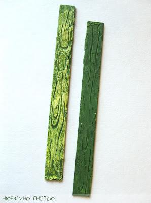 Имитация деревянных досок