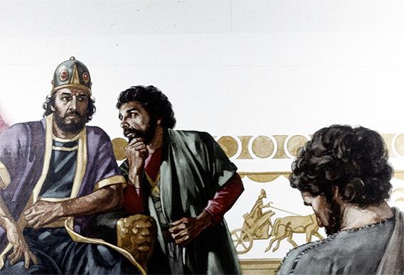 Bible Says No Metal Tools Building Solomons Temple