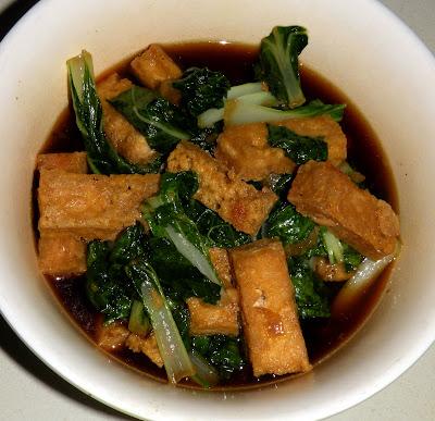 Tofu Stir-Fried Cabbage Chinese Amp