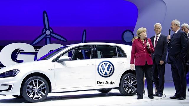 Πολιτικά παιχνίδια πίσω από την εξοντωτική τιμωρία της VolksWagen;