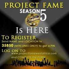 Project fame west africa is here again!!