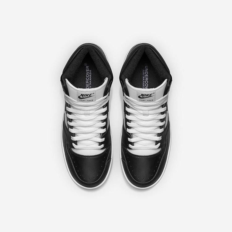DSM GINZA:NikeLab Court Force x UNDERCOVER