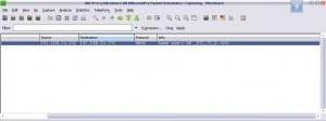 Cara menggunakan wireshark pada modem 1