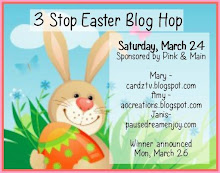 EASTER BLOG HOP!