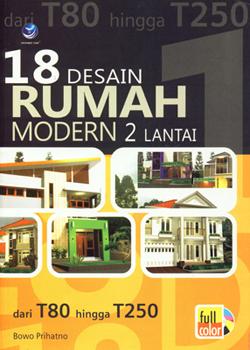 Jasa Desain Rumah on Bowo Prihatno   Partners  18 Desain Rumah Modern 2 Lantai