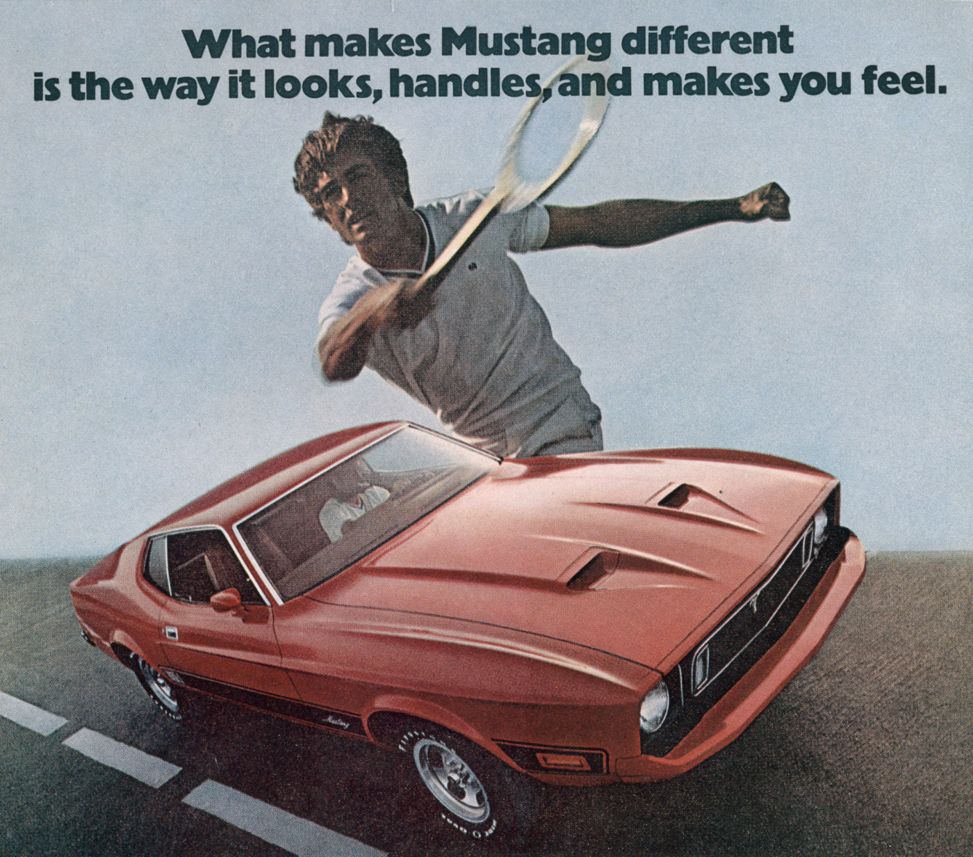 1971-1973 Mustangs: From Horsepower To Handling