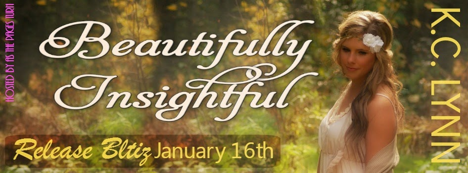 Release Blitz + Giveaway – Beautifully Insightful by K.C. Lynn