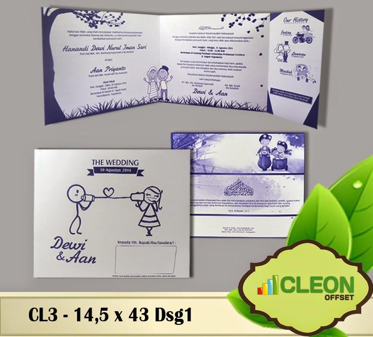 Cleon Offset, 081391192286 (TELKOMSEL), 087738052899 (XL), Undangan Murah, Undangan Pernikahan Murah, Desain Undangan, Yogyakarta, Semarang, Jawa Tengah