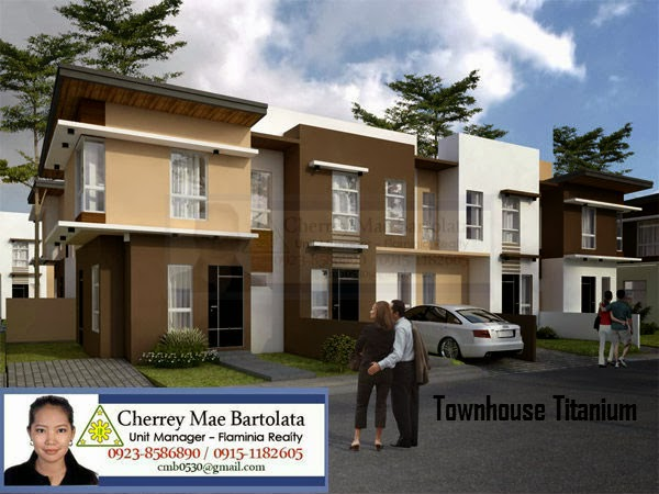 Townhouse House and Lot For Sale in Soong Mactan Lapu Lapu City Cebu