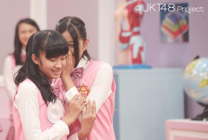 galeri foto JKT48 School episode 3
