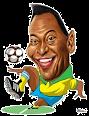 Caricaturas de Jogadores de Futebol em Png