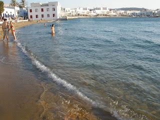 Playa de Mikonos