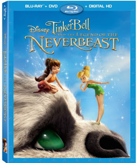 Tinker Bell and the Legend of the NeverBeast 2014 DVDRip XviD AC3-TFRG