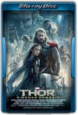 Thor O Mundo Sombrio Torrent dublado
