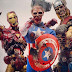 Oh Yeah : Apabila Superhero Marvel Di 'Zombie'kan!