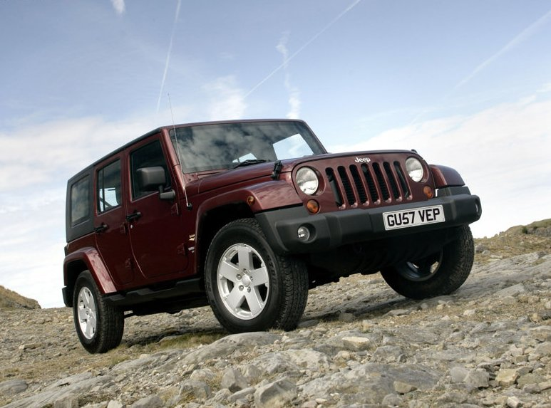 ... Two Door And Long Wheelbase Four Door Jeep ® Wrangler Unlimited Range  Starts From Just £ 18 595. With A Fuel Economy Of Nearly 30 Miles Per Gallon  Plus ...