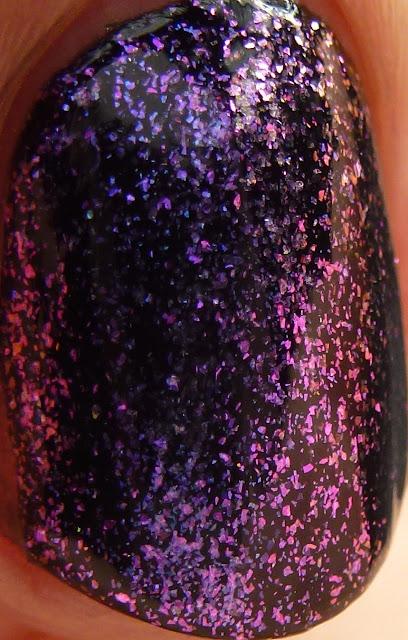 Spectraflair4u Dark Indigo Purple Red Orange Chameleon Pigment