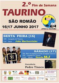 2º FIM DE SEMANA TAURINO EM SÃO ROMÃO.