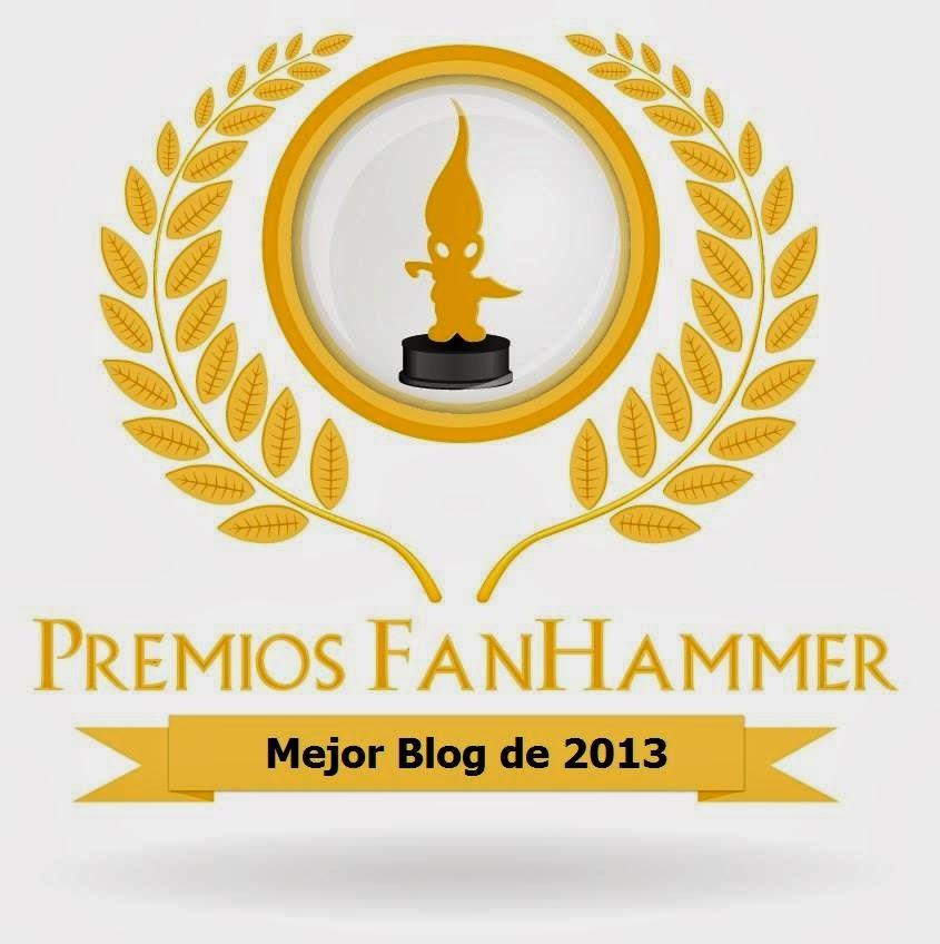 Premios Fanhammer 2013