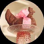 poule chocolat clemence m
