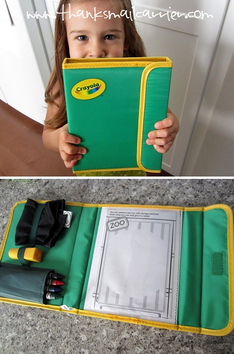 Crayola travel case