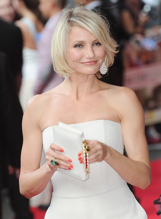 Does Cameron Diaz Have A New Man In Her Life? » Gossip | Cameron Diaz