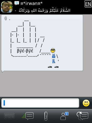 Loads of New BBM Emoticons Found in.