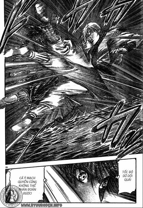Chú Bé Rồng - Ryuuroden chap 214 - Trang 24