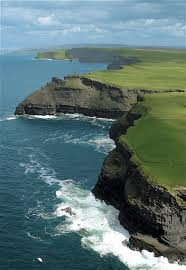 Sea Cliffs of moher ireland princess bride