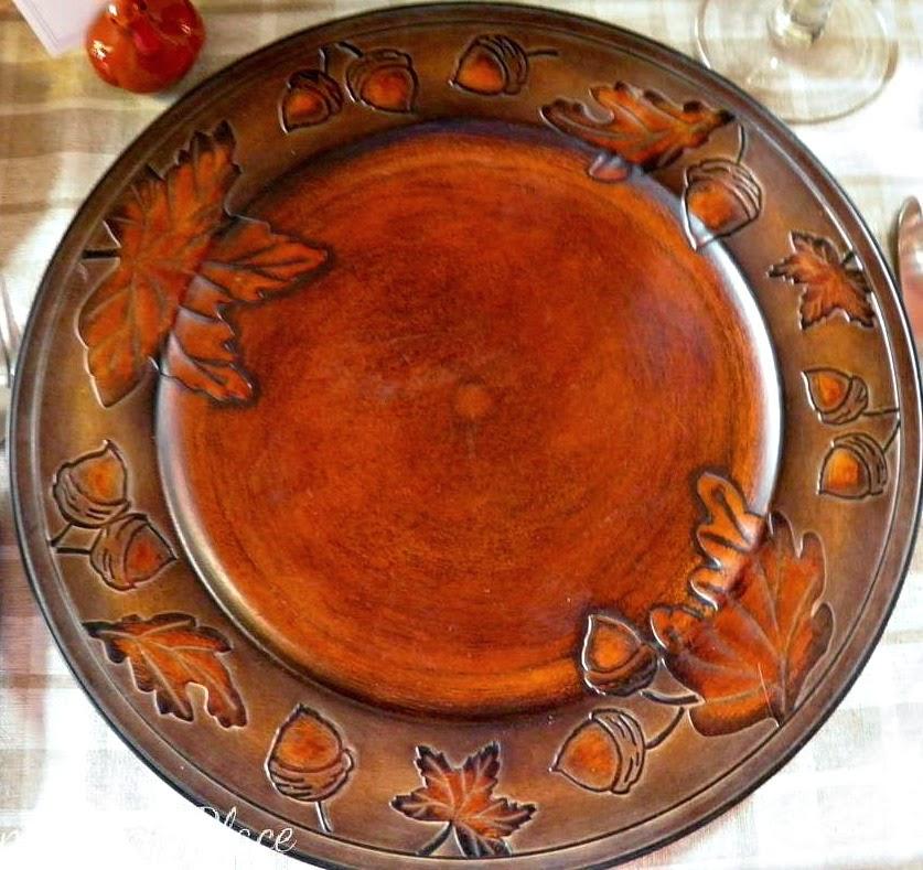 Plum Creek Place A Ducky Thanksgiving Tablescape