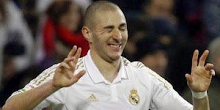 Karim Benzema Siap Perkuat Madrid Melawan Malaga