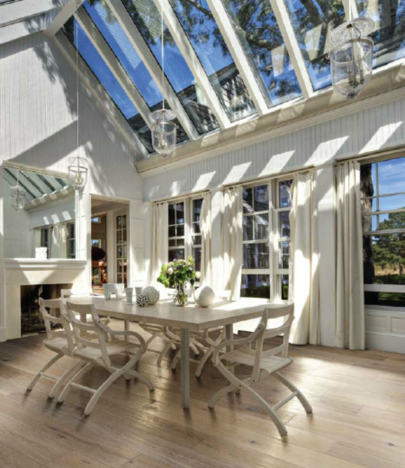 Inspirations on the horizon rooms with a view for Greenhouse skylights