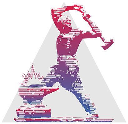 Логотип Кузнец