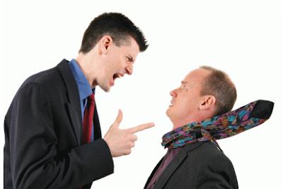 Gamble Anger of Supervisor