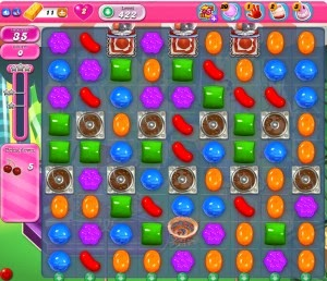 candy crush 422 how to play