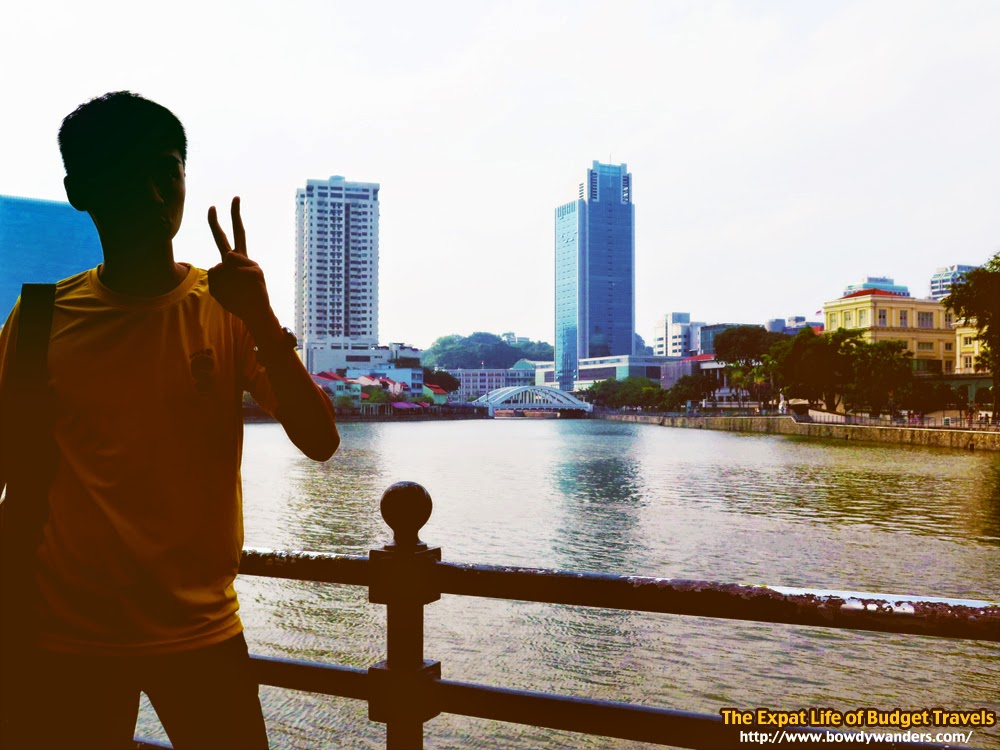 City Travel Photo Essay: Singapore Footprints - Walking Tours