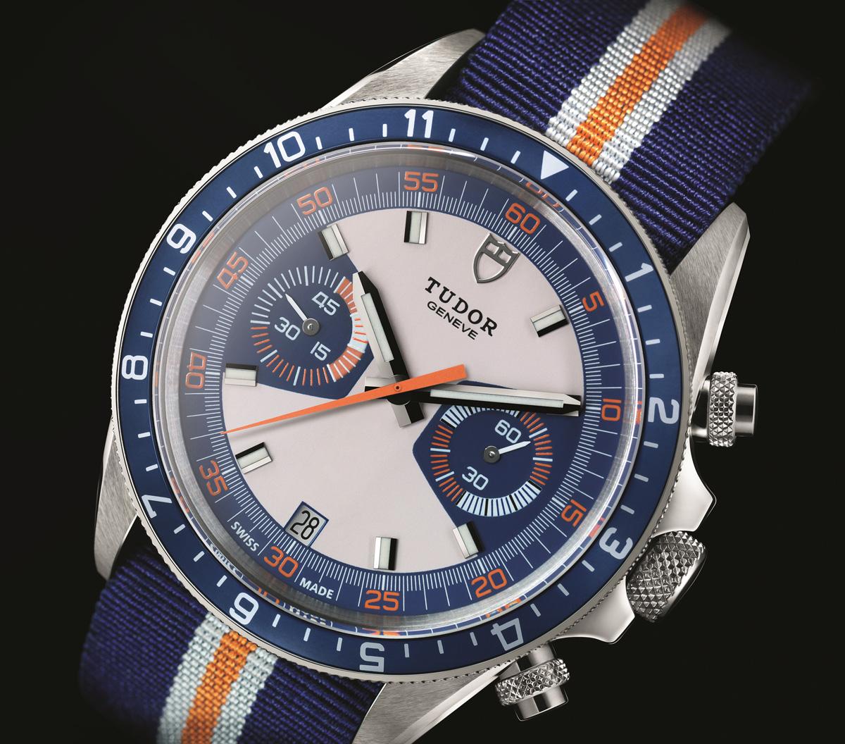 watches by sjx baselworld 2013 tudor heritage chrono